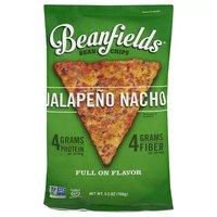Beanfields Chips Jlpn Nacho, 5.5 Ounce
