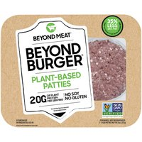 Beyond Meat Plant-Based Patties, 8 Ounce