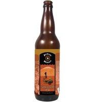 Big Island Brewhaus Beer, Overboard IPA, 22 Ounce