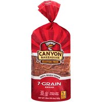 Canyon Bakehouse Gluten Free 7-Grain Bread, 18 Ounce