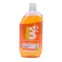 Boulder Clean All-Purpose Cleaner, Natural, Valencia Orange, 28 Ounce