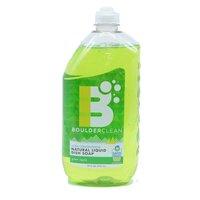 Boulder Clean Liquid Dish Soap, Green Apple, 28 Ounce
