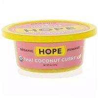 Hope Organic Hummus, Thai Coconut Curry, 8 Ounce