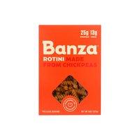 Banza Chickpea Pasta, Rotini, 8 Ounce