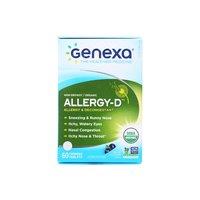 Genexa Allergy D, 60 Each