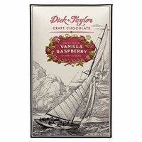Dick Taylor Vanilla Raspberry 72% Dark Chocolate Bar, 2 Ounce