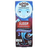 Good Day Chocolate Dietary Supplement, Sleep, 0.99 Ounce