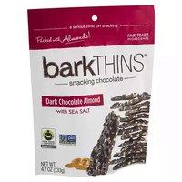 Bark Thins Dark Chocolate Almond, 4.7 Ounce