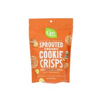 Go Raw Organic Super Cookies, Ginger Snaps, 3 Ounce