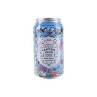 Crafters Union Pinot Grigo Can, 375 Millilitre
