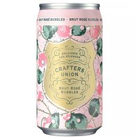 Crafters Union Brut Rose, 375 Millilitre