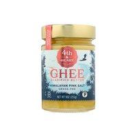 4th & Heart Ghee Butter, Himalayan Pink Salt, 9 Ounce