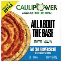 Caulipower Pizza Crust, 11 Ounce