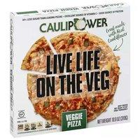 Caulipower Veggie Pizza, 10.9 Ounce