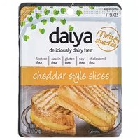 Daiya Cheeze Slices, Cheddar Style, 7.8 Ounce