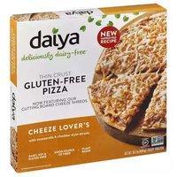 Daiya Gluten-Free Cheese Lover's Pizza, Thin Crust, 15.7 Ounce