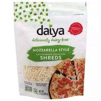 Daiya Cutting Board Cheese Shreds, Mozzarella, 7.1 Ounce