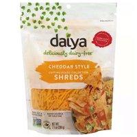 Daiya Cutting Board Cheese Shreds, Cheddar, 7.1 Ounce