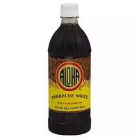 Aloha Barbecue Sauce, 24 Ounce