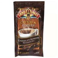 Land O' Lakes Hot Cocoa Mix, Chocolate Supreme, 1.25 Ounce