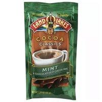 Land O Lakes Cocoa Classics Mint & Chocolate Hot Cocoa Mix , 1.25 Ounce