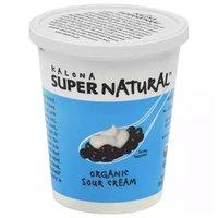 Kalona Supernatural Organic Sour Cream, 16 Ounce