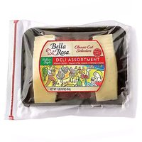 Bella Rosa Cheese & Meat Combo, 1 Pound