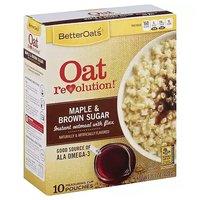 Better Oat Revolution!, Maple & Brown Sugar, 15.1 Ounce