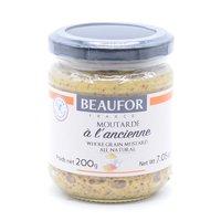 Beaufor Dijon, Whole Grain, 7.05 Ounce
