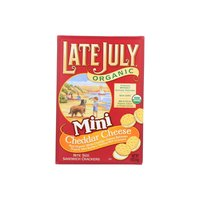 Lj Mini Ched Cheese Sandwich, 5 Ounce