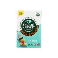 Ancient Harvest Organic Shells, Wheat Free, Quinoa Shells, 8 Ounce