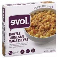 Evol Mac & Cheese, Parmesan Truffle, 8 Ounce