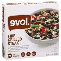 Evol Fire Grilled Steak, 9 Ounce