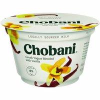 Chobani Non-Fat Greek Yogurt, Vanilla, 5.3 Ounce