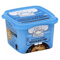 Eat Pastry Vegan Gluten-Free Cookie Dough , Chocolate Chip , 14 Ounce