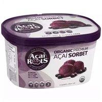 Açai Roots Organic Acai Sorbet, 48 Ounce