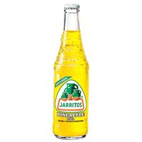 Jarritos Soda, Pineapple, 12.5 Ounce