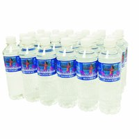 Hawaiian Isles Water, Bottles (Pack of 24), 500 Millilitre