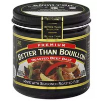 Better Than Bouillon Premium Beef Base, 8 Ounce
