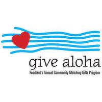 My Reward: $5 Give Aloha Donation, 1 Each