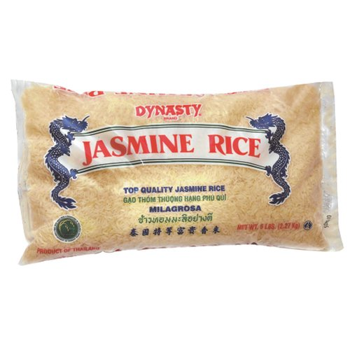Top quality Jasmine brown rice. Thai hom mali brown rice. Convenient resealable bag. CICO - boil survey limited. Product of Thailand.