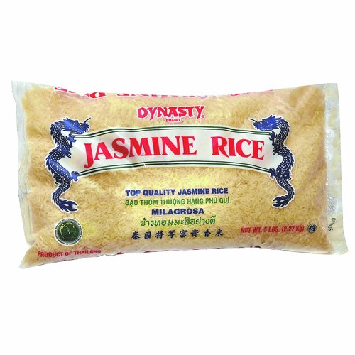 Top Quality Jasmine Rice. Originated in Thailand. Department of foreign trade. Thai hom mali rice. Product of Thailand.