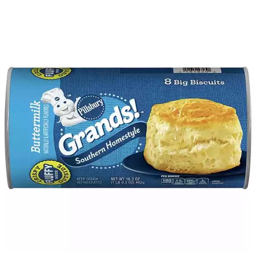 Pillsbury Grands! Southern Homestyle Buttermilk Biscuits