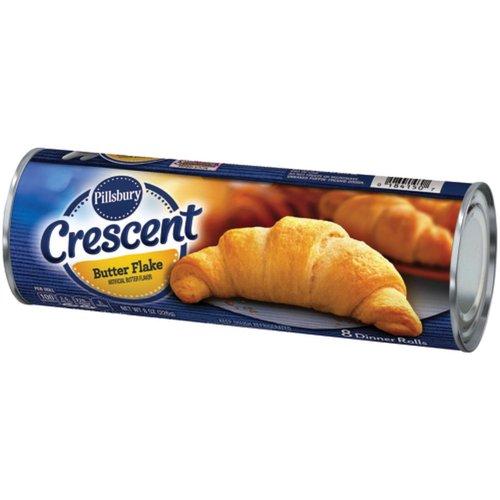 Pillsbury Butter Flake Crescent Rolls
