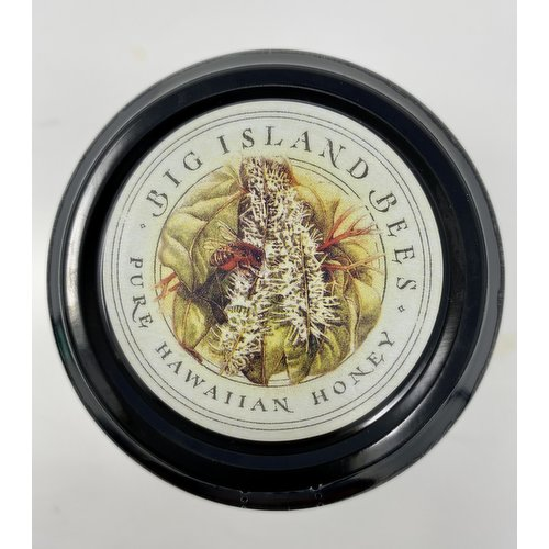 The Island of Hawaii is one of the few locations in the world where the Macadamia tree is grown. The single flower honey has a slightly nutty flavor and a rich velvety feel. It is a raw, unheated honey and will crystallize. www.bigislandbees.com.