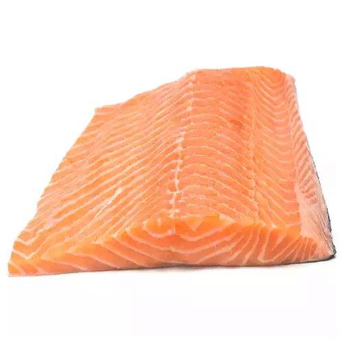 Fresh King Salmon Fillet, 1 Pound