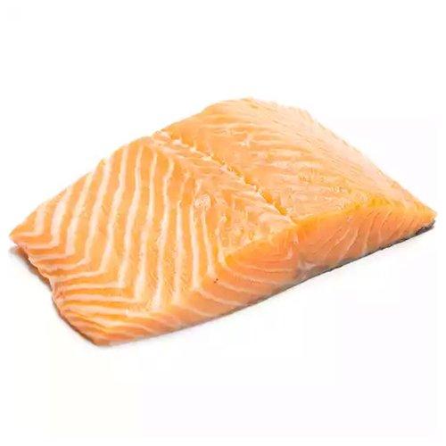 Fresh Salmon Belly, 1 Pound