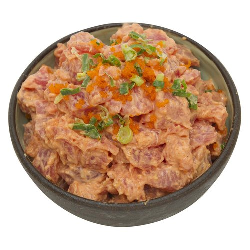 Previously frozen local spicy ahi poke <br><br> Please let us know how much poke you would like in the notes at the checkout page.  <br></br> Size Options:  <ul> <li>1/4 Pound</li> <li>1/2 Pound</li> <li>3/4 Pound</li> <li>1 Pound</li> </ul>