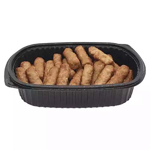 Breakfast meat platter with 2.5lbs of breakfast links.   Serves 6-8