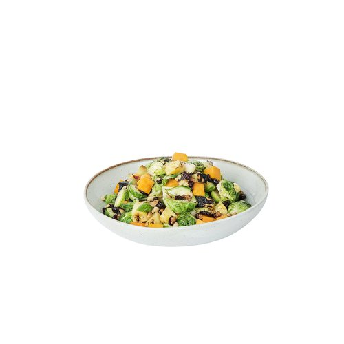 Paired with butternut squash, pineapple, cranberries and macadamia nuts. <br><br> Serves 6-8